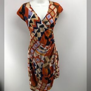 Tracy Reese Midi Dress size 6